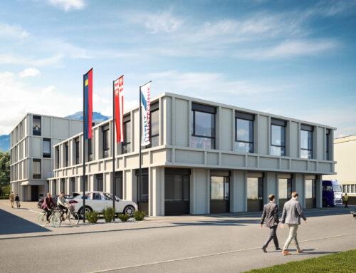 CTF Anstalt – Gewerbehaus
