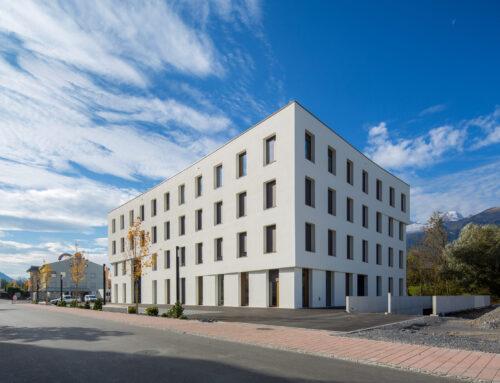 Labor Risch – Neubau Hauptsitz