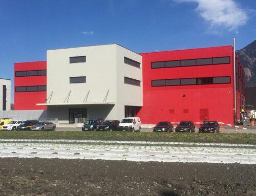 Med Tech Campus AG – Neubau