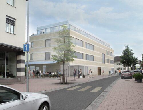 Scanaua Immobilien AG – Bürogebäude